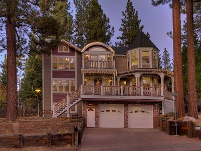 Photo for 6 BD TAHOE VICTORIAN ESTATE