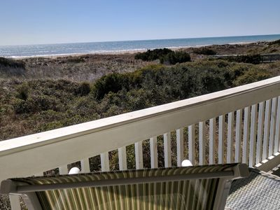 Photo for Newly Listed! Direct Ocean Front condo A Place at the Beach Renovated 2018!