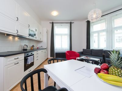 Photo for Factory apartment :-) free WiFi and parking