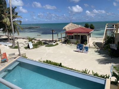 Photo for Popeyes Beach Resort/The Club in Caye Caulker