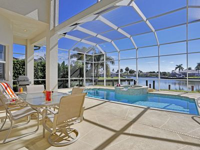 Photo for Discover the True Meaning of Comfort in this Direct Access Waterfront Home on Marco Island.
