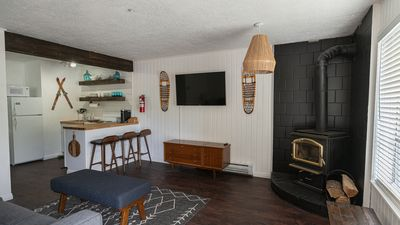 Photo for Where We Roam Condo: Newly Renovated Ski In/Ski Out Mountain Getaway.