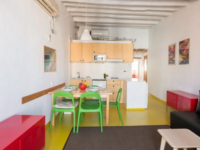 Photo for In the neighborhood of culture you will find the apartment Jaume Giralt