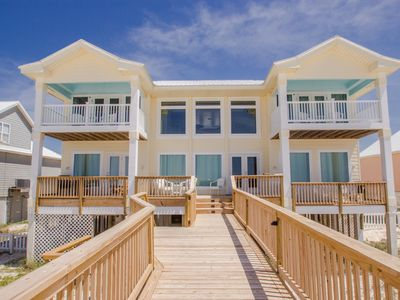 Photo for Updated Beachfront Home w/Pools & Tennis Access