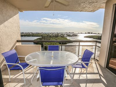 Photo for Welcome to Boardwalk Caper Penthouse 1104.  This amazing three bedroom, two and a half bathroom penthouse condo boasts three levels of living space for you to spread out and enjoy during your vacation here in Paradise.