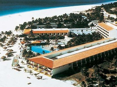 Photo for Aruba Beach Club, Summer Fun  6/30/18 to 7/7/18 ) adjoining rooms for privacy,