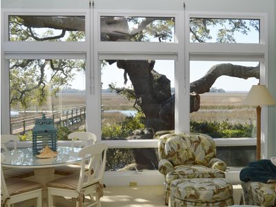 Photo for Book Soon For New Lower Rates On Seabrook Island! Enjoy Lovely River & Marsh Views!