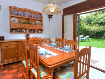 Photo for Vacation home Paradis in Lloret de Mar - 8 persons, 3 bedrooms