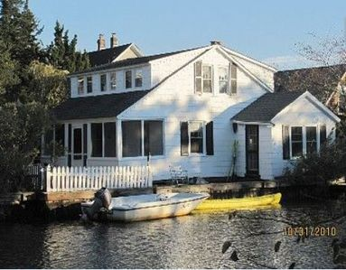 Photo for Waterfront Cottage With Yard
