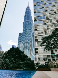 Photo for KLCC BTS 2ba2br INFINITY POOL with terrace