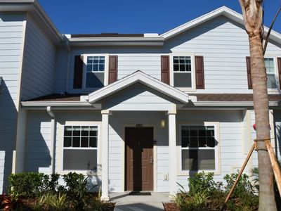 Photo for Budget Getaway - Lucaya Village - Welcome To Relaxing 3 Beds 2 Baths Townhome - 3 Miles To Disney