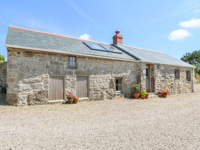 Photo for EMMA'S BARN, luxury holiday cottage in St Just, Ref 987119