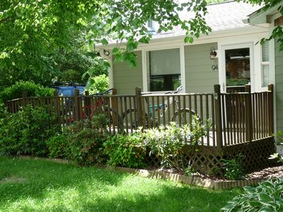 Photo for Charming House Close To Everything - Brevard, Dupont Waterfalls, Mountain Biking