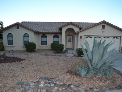 Photo for Looking For A Place With Views in a relaxed setting near Sedona and Jerome?