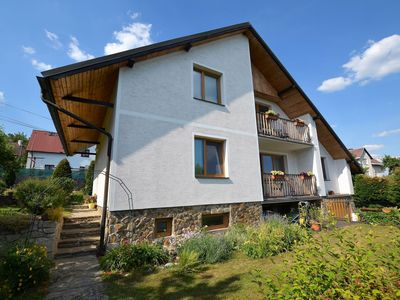 Photo for An attractive holiday home with 2 bedrooms.