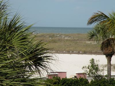 Palm Trees, Sand and Gulf of Mexico... THERE ISN'T ANYTHING MORE BEAUTIFUL!!!