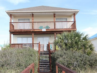 Photo for Beach Front Home on Cape San Blas
