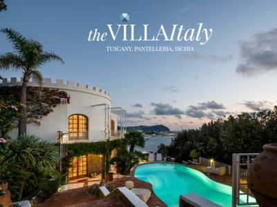 Photo for Torre dell'Aquila: Quite simply one of the finest villas on Ischia