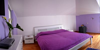 Photo for Double  Bedroom with Balcony and Daily Breakfast in Villa Avantgarde