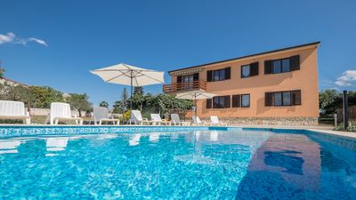 Photo for Villa Ulika Pool, Garden, BBQ, perfect for family