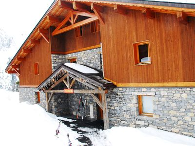 Photo for Ski Les Arcs 2000-Luxurious Well-Located Duplex With Direct Views of Mont Blanc!