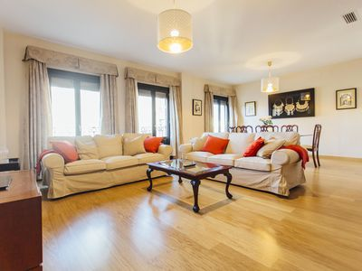 Photo for GREAT DUPLEX luxurious Seville Center with Parking