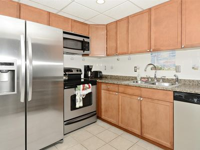Photo for FREE DAILY ACTIVITIES! Updated 2 bed / 2 bath condo.   Nice view of the bay