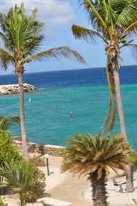 Feel the warm sunshine.   Another great day in Bonaire!