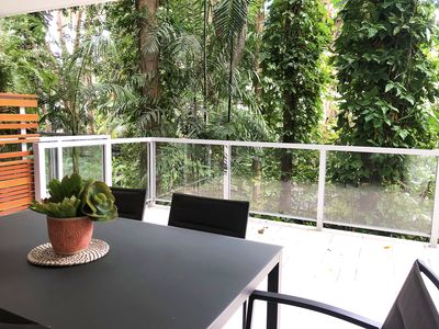 Photo for The Drift Holiday Apartments RainForest View Apartments