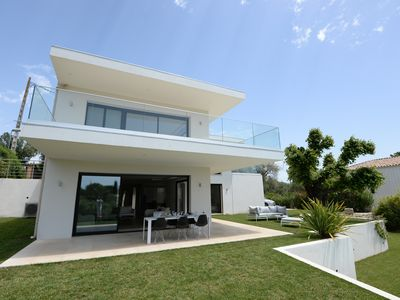 Photo for A superb contemporary villa developing 220 M2 habitable