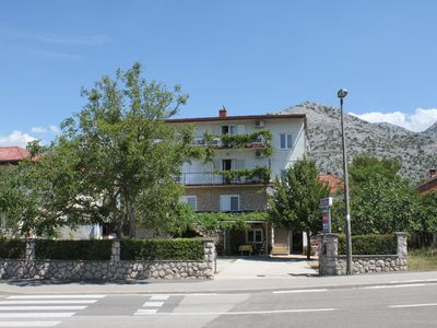 Photo for Studio flat with air-conditioning Starigrad (Paklenica)