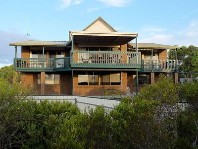 Photo for Welcome to Sea Croft - a huge holiday home, with plenty of space and privacy, set in lush bushland s