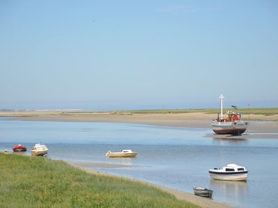 Photo for Apartment with stunning views over the Bay of Somme