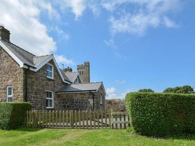 Photo for Holiday home with authentic wooden beams, natural stone walls, and a lovely garden