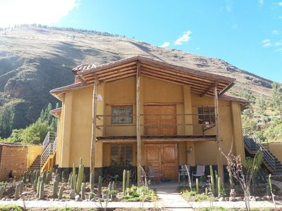 Photo for Welcome to the Cactus House! Your oasis in the Peruvian Andes.