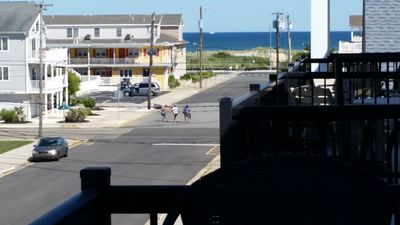 Photo for Quiet N Wildwood location on 11th Ave, nice ocean views! 3 weeks open for 2019