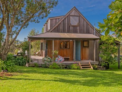 Photo for Puriri Cottage - Rings Beach Holiday Home