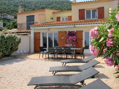 Photo for Vacation home Anlage mit Pool (CAV125) in Cavalaire - 8 persons, 3 bedrooms
