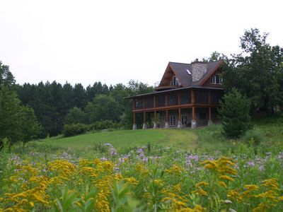 Photo for 4BR Cabin Vacation Rental in Bruce, Wisconsin