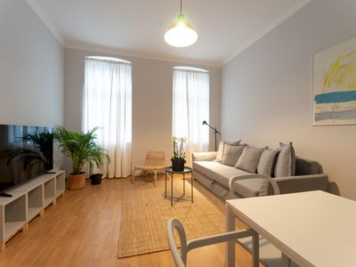 Photo for Cozy and quiet Apartment in Beautiful Neighborhood