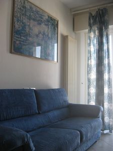 Photo for Holiday apartment in Riccione a few steps from the sea