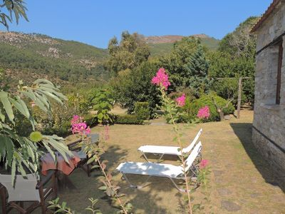 Photo for Private Bungalow in the Kazaviti Estate - Ideal for Relaxing Holidays for Two!