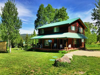 Photo for Alpine Star Lodge! Disinfection in Practice! Nestled Against National Forest!