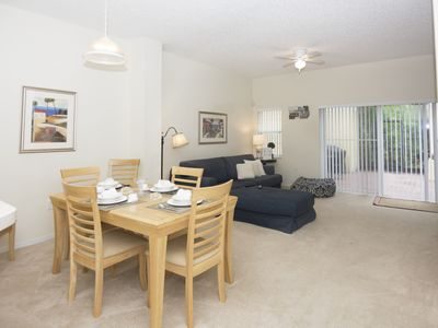 Photo for Budget friendly Townhome - 3 Bedrooms near Disney at Terra Verde Resort