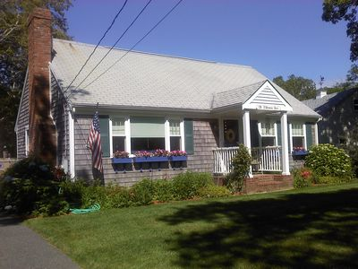 Photo for Visit Our 'Cape On The Cape' With Central Air In Falmouth Heights!