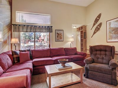 Photo for Close to Main Street-Walk to Snowflake Lift-Pool and Hot Tub Access