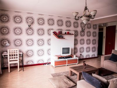 Photo for COZY 2 BEDROOM APARTMENT IN NAIROBI