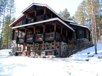 Photo for Vacation home Kolilainen in Lieksa - 12 persons, 4 bedrooms