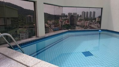 Photo for SPECTACULAR TRIPLEX COVERAGE IN ENSEADA / GUARUJÁ !!