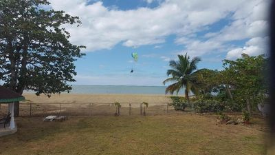 Photo for 3 bedroom/2 bath House on the beach (Rincon/Anasco)